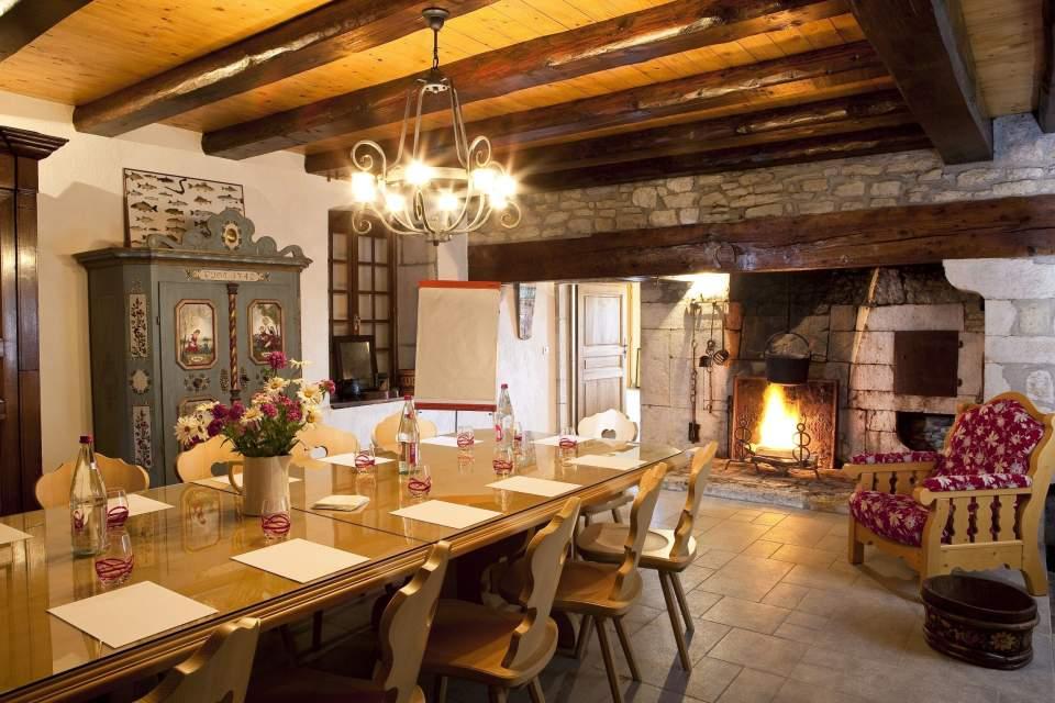 Chambre Tavaillons, située dans le Jura